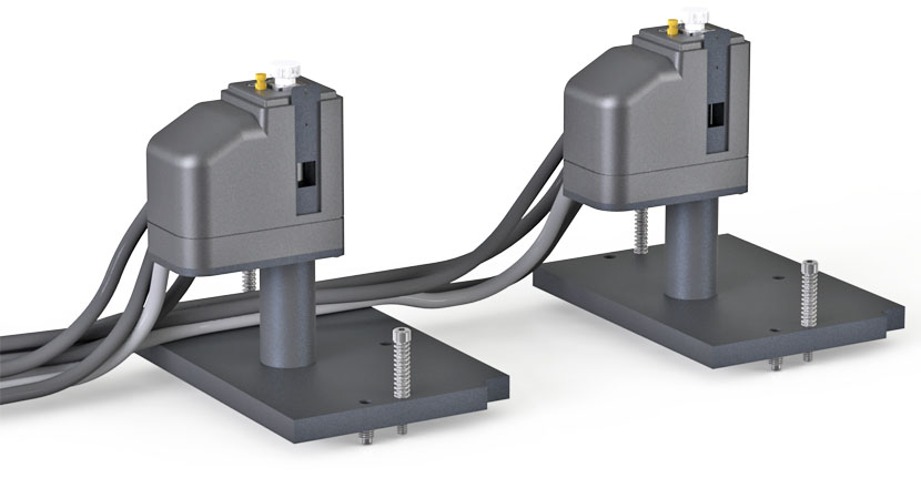 Dual temperature control for the Cary 4000, 5000, 6000i and 7000 UV-Vis-NIR Spectrophotometers