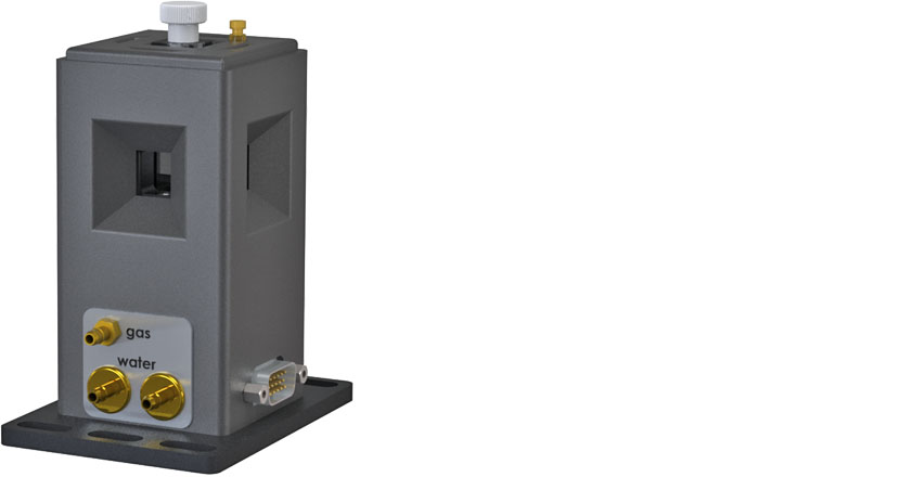 Luma 40 - Peltier-based temperature-controlled cuvette holder with four optical ports